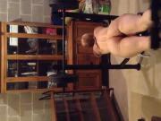 Nude workout hidden cam