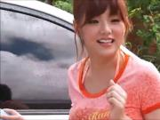 Ai Shinozaki - Car Washing 2