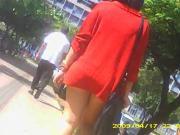 Belas Pernas vermelho 2