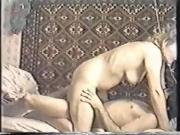 Russian homemade couple VHS, 1995