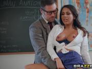 Brazzers - Big Tits at School - Learning The Hard Way scene