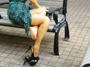 MILF Nylon Foot & Leg Tease 04