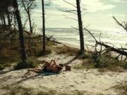 Julia Koschitz - Schweigeminute TV Movie 2016 Sex Scene