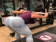 Gracyanne Barbosa, Brazilian fitness and dancer