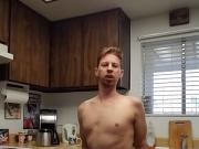 Horny in the Kitchen 2 with Cum Shot