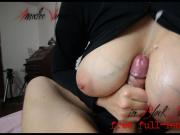 Black Suit HandJob free full length clip! by Amedee Vause