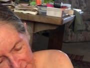 Grandma's beauty cum