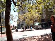 BootyCruise: Downtown Boob Cam 4