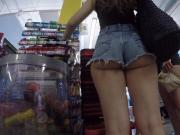 amazing legendary ass cheeks of upshort teen