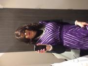 purple dresses make me happy