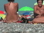 Nudist bitch voyeur vid with hot teens