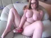 Curvy Masturbating