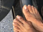 GILF Glory Clear Toenails