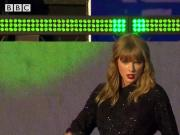 Taylor Swift - BBC's The Biggest Weekend 2018 Compilation