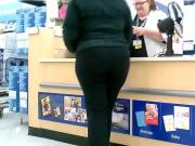 Creeping on this Ebony Big Butt glASSes Repeat