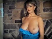 DON'T GO- vintage 80's big tits striptease