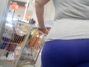super booty pawg in home depot