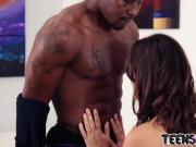 Jade Nile Gets Drilled By BBC