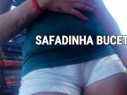 #Bucetao Cameltoe Naughty - SAFADA BUCETUDA