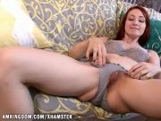 Violet Monroe can't wait to cum