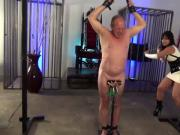 Astro Domina breaks Cane