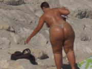 The Biggest ass on the beach
