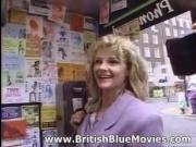 Leonora St John - British Retro Anal from the 1990s