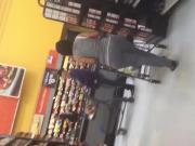 Big Hispanic Walmart booty 1