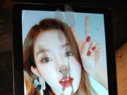 Red Velvet Irene Cum Tribute 1