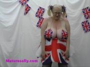 Britains favourite Big Tits Mature