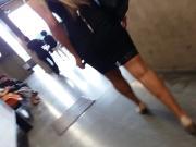 Nice legs girl