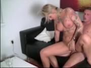 hot mom with big tits seduced her stepson
