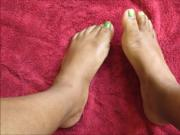 Ebony Feet Worship Preview