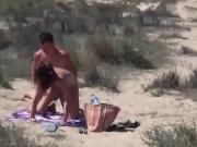 Sex on the beach - amateur foursome