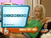 Welsh TV Presenter Upskirt