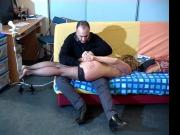 CMNF - Punished and spanked for stealing!