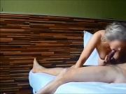 Compilation of my wife sucking my dick 2 - hidden cam