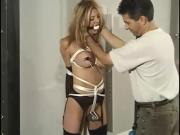 Jeanne Hollywood Basone - Hard Bondage Scene 8