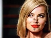 Margot Robbie Cum Tribute
