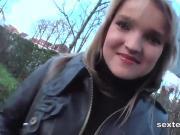 Streetgirls in Deutschland - Carainas Foetzchen