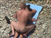 Kama Sutra on the beach. Russian Leo