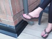 Wife feet 4