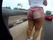 Drive by wiegie booty