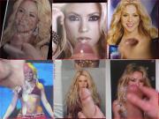 Shakira CumTribute Montage