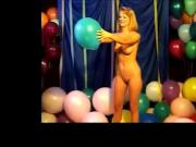 Jennifer Avalon - Bare Balloon Babes 3