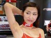 Car Show Model Armpits 33-3