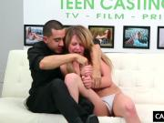 Teen Casting Fuck For Abby Paradise