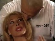 Milly D'Abbraccio visits her client in jail