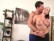 Hot milf and her younger lover 307