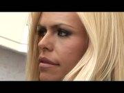 Hot Blonde Euro Lesbian MILFS